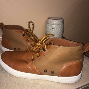 London fog men's shoes
